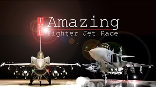 The Amazing Fighter Jet Race | Documentary On India