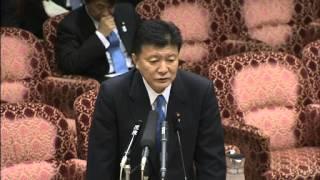 4.24参院予算委(民主党)加賀谷健