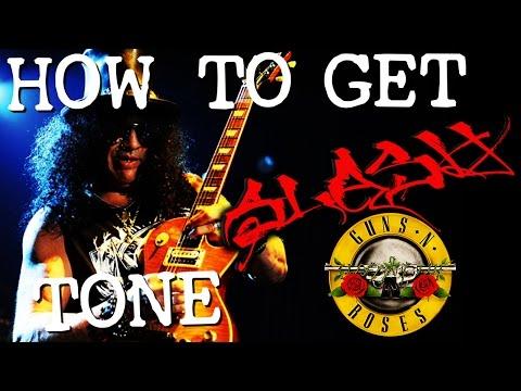 How to Get Killer Slash Tone! (Guns N Roses)