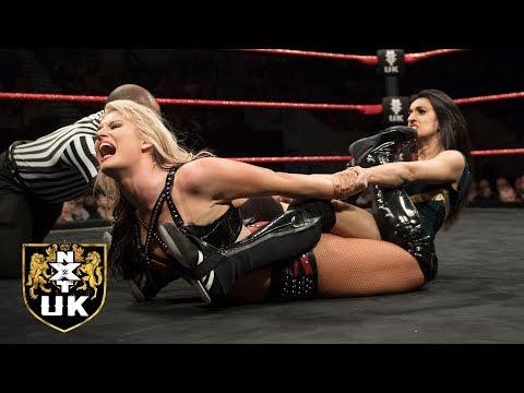 NXT UK Women's Champion Toni Storm battles Jinny: NXT UK highlights, April 10, 2019