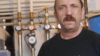 видео Котел напольный газовый Buderus Logano G124-24 WS