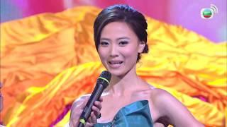 [香港小姐檔案] 怕凍港姐朱晨麗😂 - 2011年度香港小姐競選 冠軍