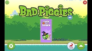 Bad Piggies. Tusk