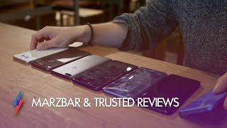 Helping Alex (MarzBar) Choose a New Phone | Trusted Reviews