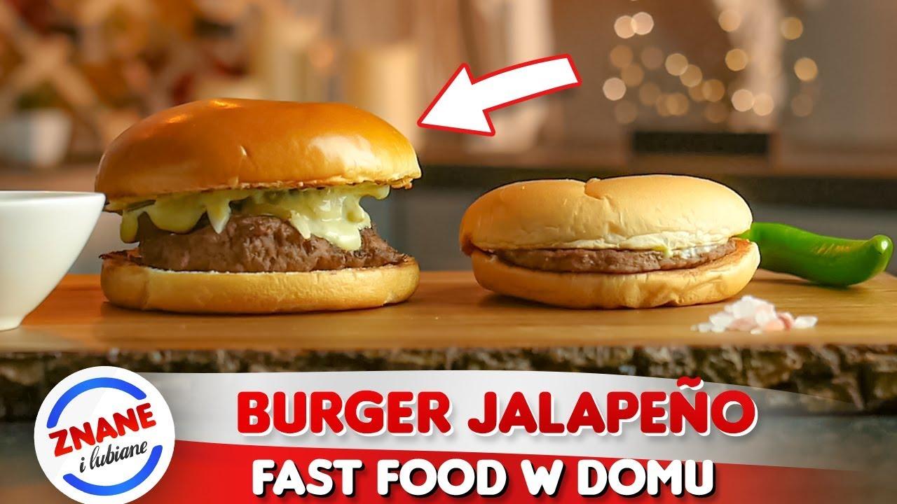 Jalapeno Burger Zdradzamy Sekretny Przepis Z