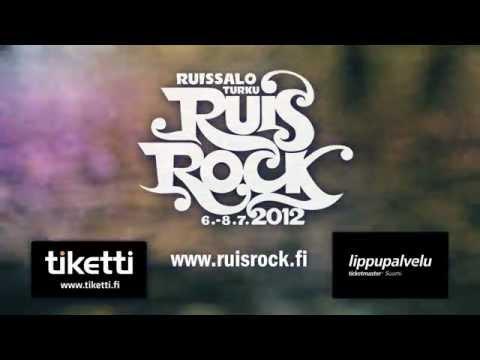 Ruisrock 2012