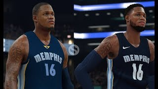 Nba 2k18 vs. nba 2k17 graphics comparison part 2