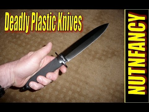 deadly plastic knives and other plastic weapons of choice youtube
