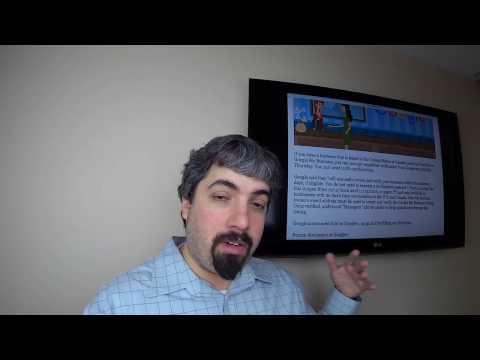 Google Algorithm Update, AMP Images, Schema Reviews & SEO