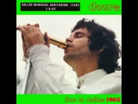 The Doors - 09 - Dallas Memorial Auditorium, July 9th, 1968 - When The Music's Over