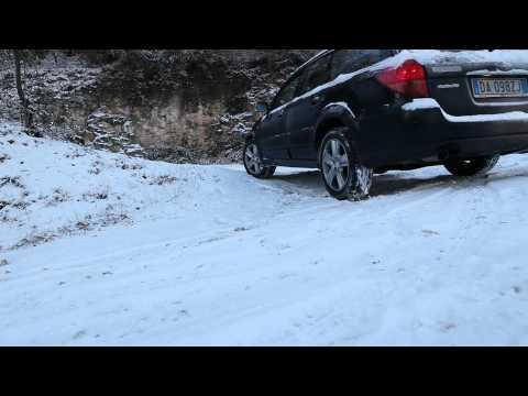 Subaru Outback torque vectoring