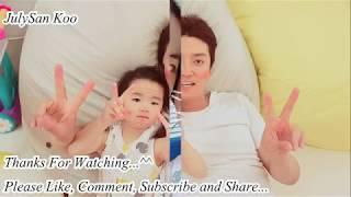 HaEun House - HaEun's Cute Sister and Flashback when HaEun's a Baby FMV The Return Of Superman