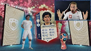 AAA! MARADONA 97 NA START FIFA WORLD CUP! FIFA 18