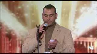 #ArabsGotTalent - S2 - Ep3 - محمد عطا
