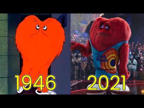 Evolution of Gossamer in Movies, Cartoons & TV (1946-2021)
