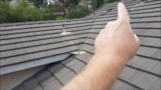 Roofers don't want you to know this - Roofing tips and how spot roof leaks