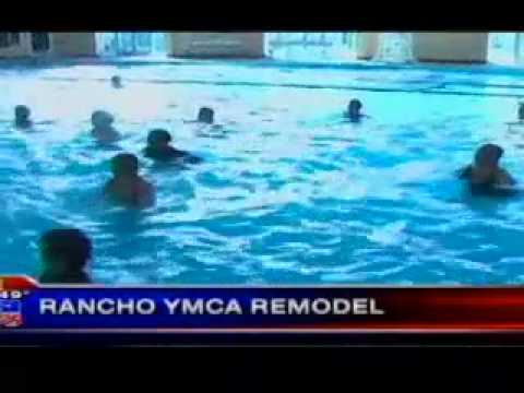 Rancho Family YMCA Remodel on KUSI's Good Morning San Diego