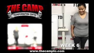 Northridge Weight Loss Fitness 6 Week Challenge Results - Yuliana P.
