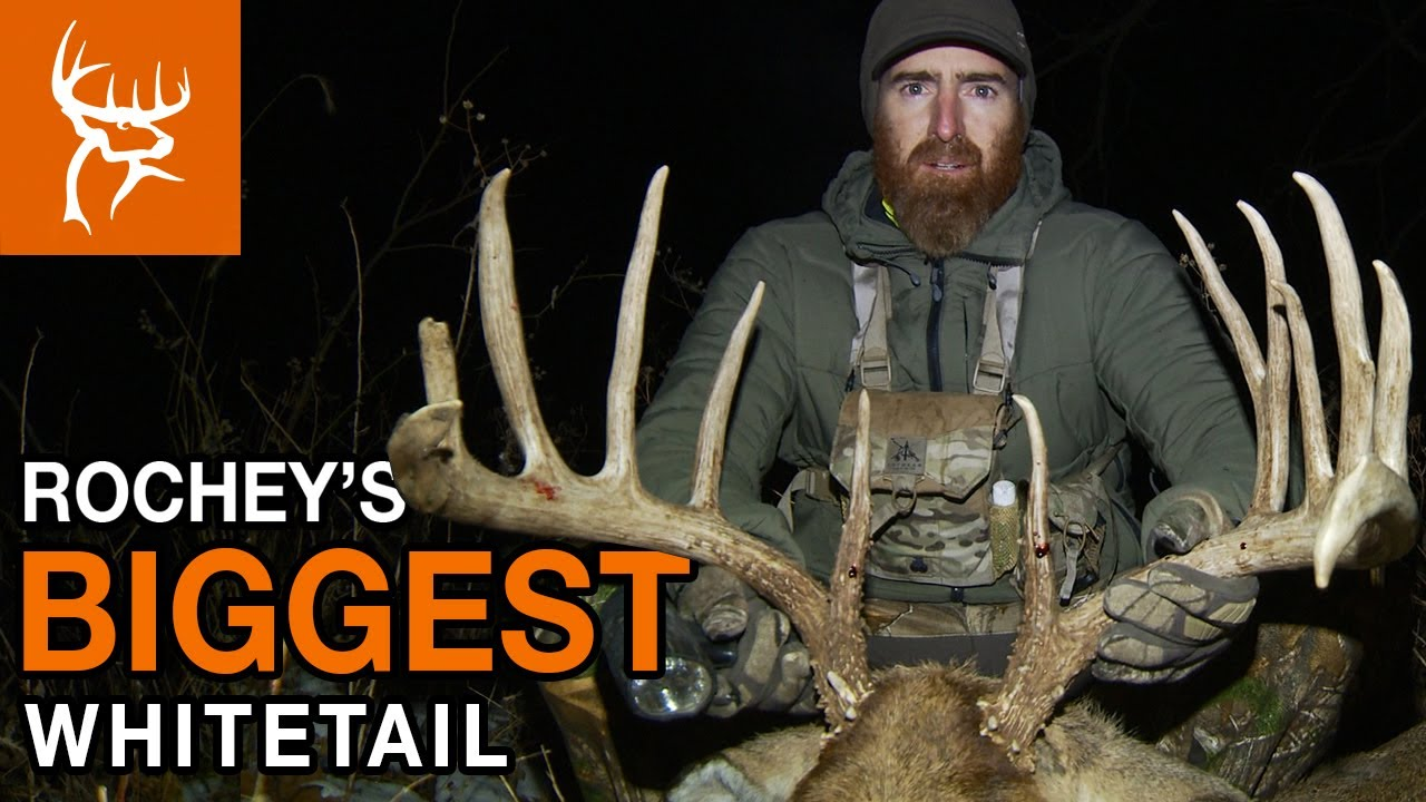 THE HUNT for the LEGENDARY 7X6 | ROCHEY'S BIGGEST WHITETAIL | Full Episode