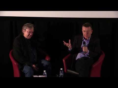 The wonderful story between Peter Morgan & George Lucas!