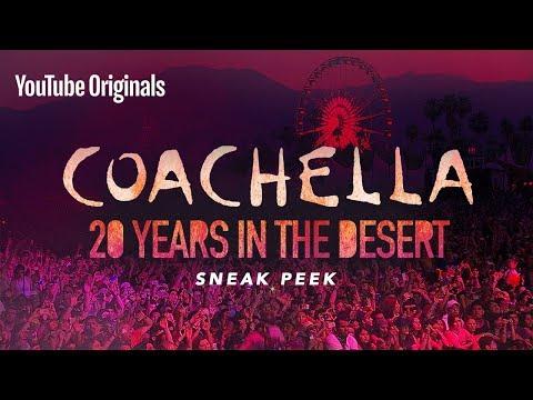 Sneak Peek | Coachella: 20 Years In The Desert | YouTube Originals