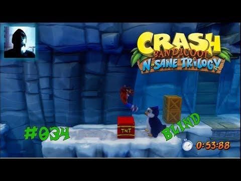 Lets Play Crash Bandicoot 2 Vol.34 (German/PS4/N-Sane Trilogy) [Blind/Platinum Trophy Challenge]