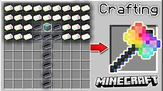 THE BIGGEST CRAFTING TABLE EVER IN MINECRAFT | Minecraft Mods with MooseCraft