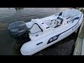 AB Nautilus 11' With 40 Hp Yamaha