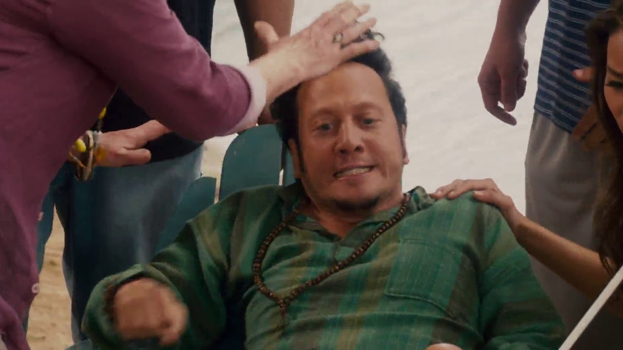 Jamie Chung Scene grown ups/best scene/adam sandler/kevin james/chris rock/david spade/rob schneider/jamie chung