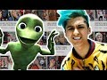 CRINGY KID MAKES GUCCI GANG PARODY (Dame Tu Cosita Gang)