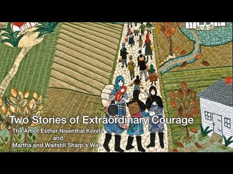 Two Stories about Extraordinary Courage -- Esther Nisenthal Krinitz and Martha and Waitstill Sharp