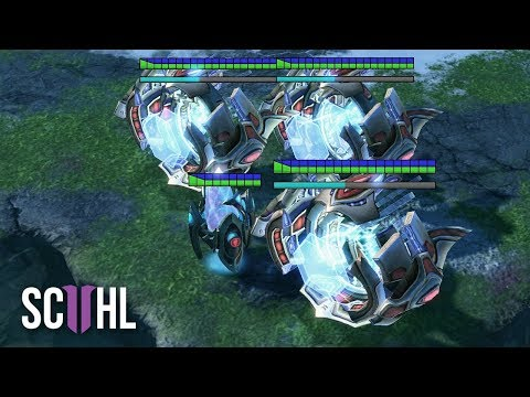 CHEESY STARCRAFT GAMES - Has vs TLO - WCS Montreal