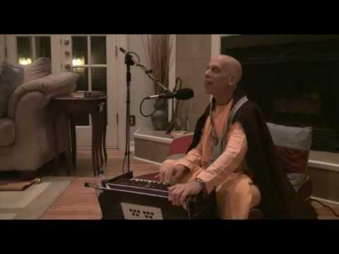 Bhajan - Prahladananda Swami - Hare Krishna