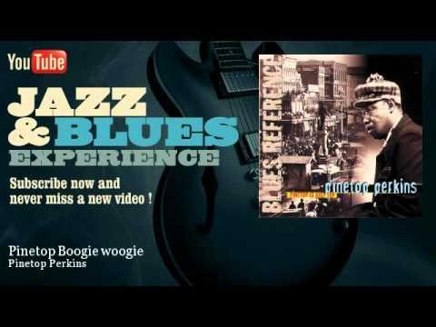 Pinetop Perkins blues yeah