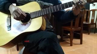 Ươc mơ chiễn sĩ (guitar)