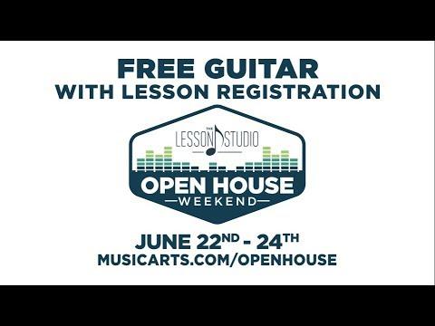 Music & Arts Open House