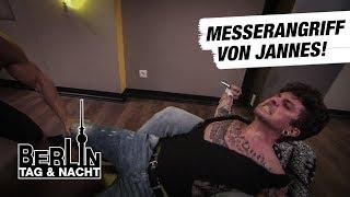 Berlin - Tag & Nacht - Messerangriff von Jannes! #1709 - RTL II