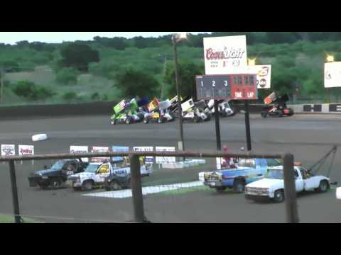 ASCS Sprint Qualifier Heart O Texas Speedway