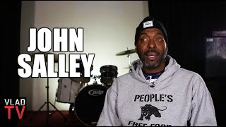 John Salley Reacts to Pippen Saying LeBron Doesn't Have
