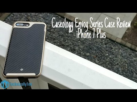 finest selection 00ca4 77ccd iPhone 7 Plus Caseology Envoy Case Review!