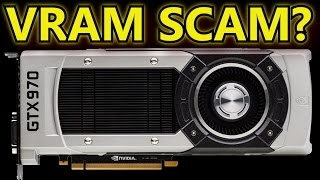 vram scam how much video memory does your graphics card really need