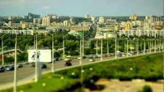 Canon 600D+ Industar tilt -- Белгород TILT