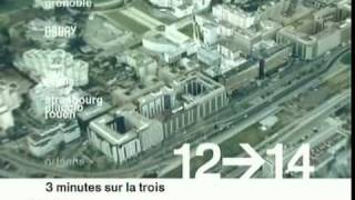 France 3 - 2003 - nord sud est ouest (décrochage)
