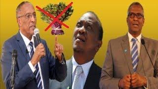 Warar Deg Deg Ah Somalia Oo Joojisay Qaadka Kenya,Hanjabaada Muuse,Xisbiga Wadajir & PLand
