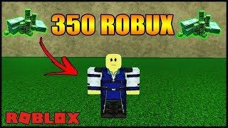 350 ROBUX ON THIS MAP OF ROBLOX!! (IF DYING LOSES ALL)