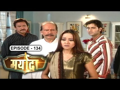 Maryada 134 An Epic Serial, TV Serial, Family Drama, Indian Tv Shows, Mukesh Khanna, Kiran Kumar
