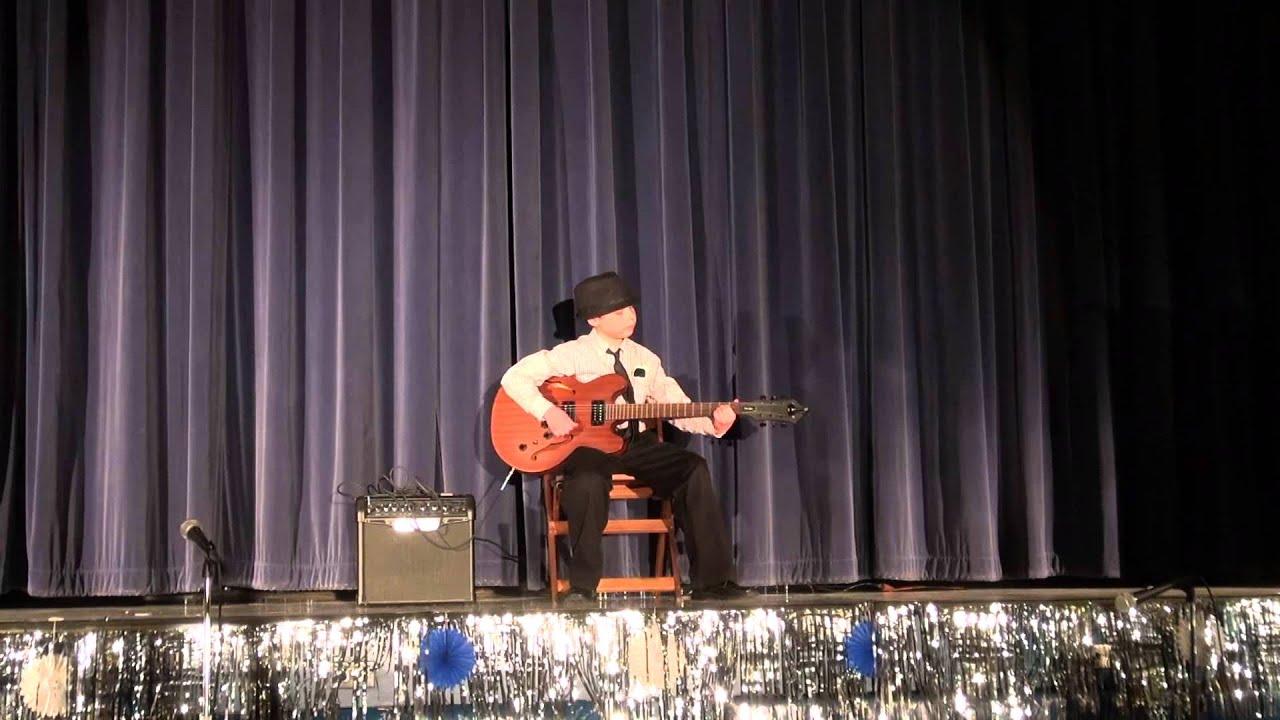 Adam Jones On Guitar