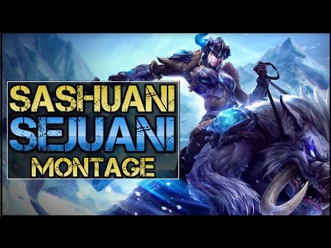Sashuani Montage - Best Sejuani Plays
