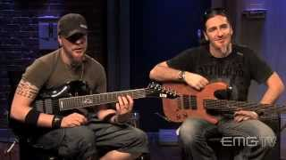 Lacuna Coil, Maus Biazzi and Chris Migliore talk guitars on EMGtv