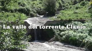 Il Paese -Avella (Av). Valle del Clanio e cascata dell'Acquapendente